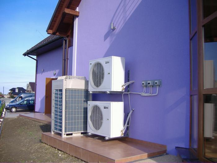 klimatyzacja sali bankietowej w Igołomi
