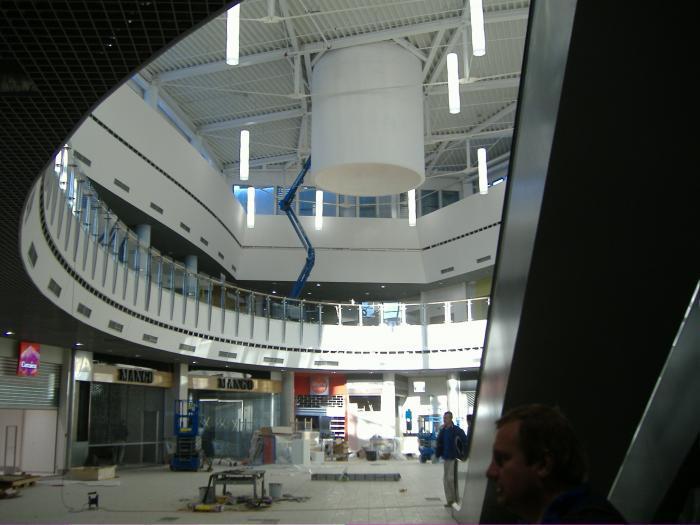 centrum handlowe optima Kosice